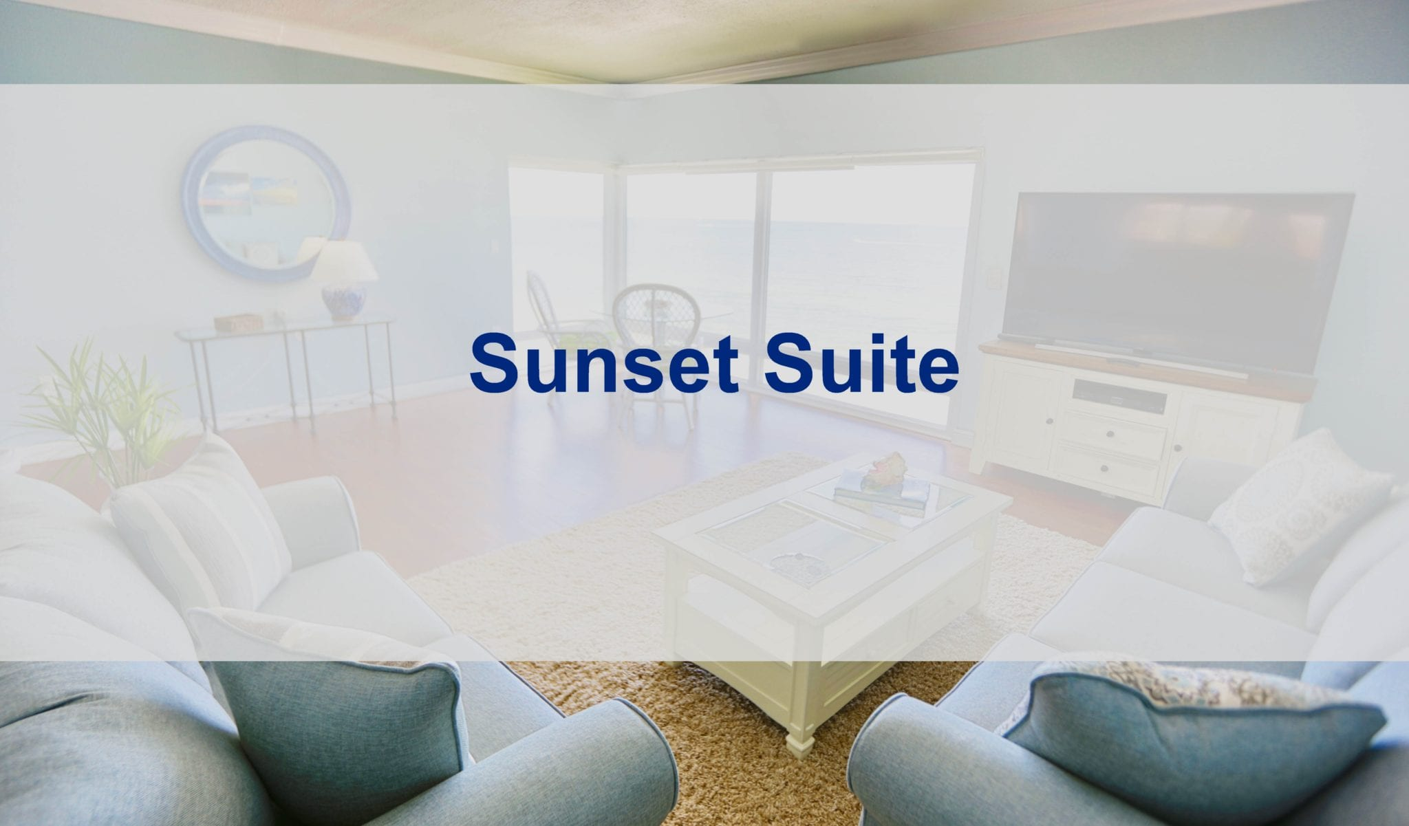 Sunset Suite - Penthouse